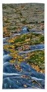 Big Hunting Creek Upstream From Cunningham Falls Beach Towel