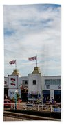 Clacton Pier Beach Towel