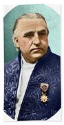 Jean-martin Charcot, French Neurologist Beach Towel