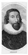 John Winthrop (1588-1649) Beach Towel