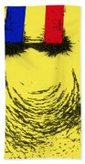 Magnetic Attraction Beach Towel