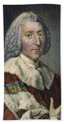 William Pitt (1708-1778) Beach Towel