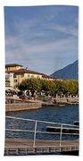 Ascona - Ticino Beach Towel by Joana Kruse