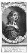 Christina (1626-1689) Beach Towel