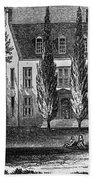 James Buchanan (1791-1968) Beach Towel