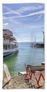 Lake Constance Meersburg Beach Towel
