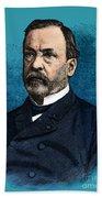 Louis Pasteur, French Chemist Beach Towel