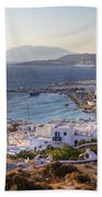 Mykonos Beach Towel