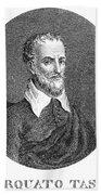 Torquato Tasso (1544-1595) Beach Towel