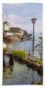 Brissago - Ticino Beach Towel