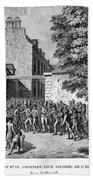 French Revolution, 1789 Beach Towel
