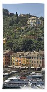 Portofino Beach Towel by Joana Kruse