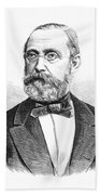 Rudolph Virchow, German Polymath Beach Towel by Science Source