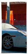 911 Porsche 996 2 Beach Towel