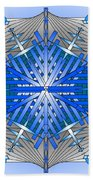 A Game Of Swords Beach Towel