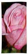 A Kiss By A Rose Beach Towel