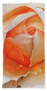 A Roses Tear Beach Towel