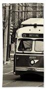 A Streetcar Named Desire Beach Towel