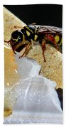 A Taste Of Honey Beach Sheet