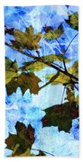 A Time For Change Beach Towel