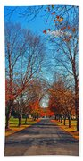 A Walk To Remember  Beach Towel