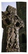 Abbey Of Kells, Kells, County Meath Beach Towel