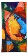 Abs 0269 Beach Towel