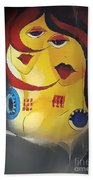 Abs 0275 Beach Towel