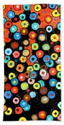 Abs 0462 Beach Towel
