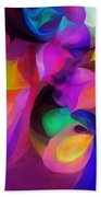 Abstract 041412 Beach Towel