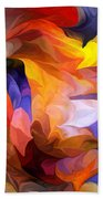 Abstract 050312 Beach Towel