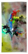 Abstract 082412-1 Beach Towel
