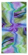 Abstract 10 Beach Towel