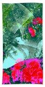 Abstract 127 Beach Towel