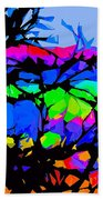 Abstract 174 Beach Towel