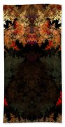 Abstract 178 Beach Towel
