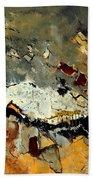 Abstract 1811014 Beach Towel