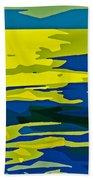 Abstract 205 Beach Towel