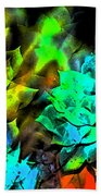 Abstract 264 Beach Towel