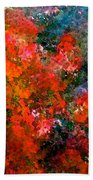 Abstract 269 Beach Towel