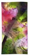 Abstract 280 Beach Towel