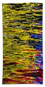 Abstract 398 Beach Towel
