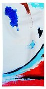 Abstract  6 Beach Towel by Snake Jagger