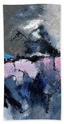Abstract 6621801 Beach Towel