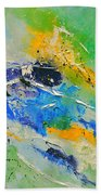 Abstract 6621803 Beach Towel