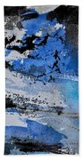 Abstract 69211050 Beach Towel