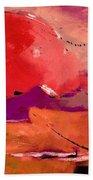 Abstract 695623 Beach Towel