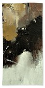 Abstract 698542 Beach Towel