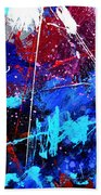 Abstract 71001 Beach Towel