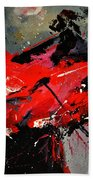 Abstract 71002 Beach Towel